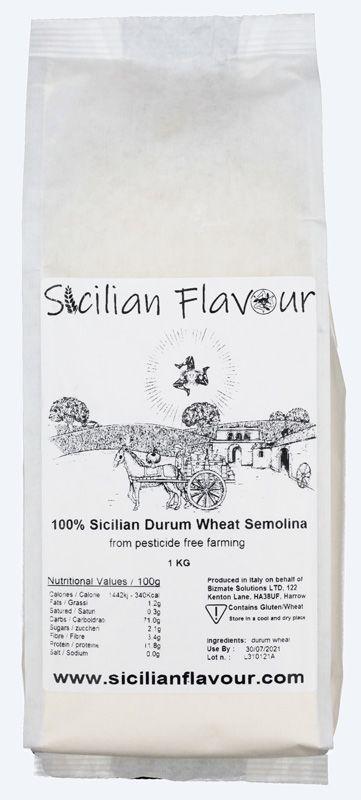 Sicilian Flavour 1 Kg Flour