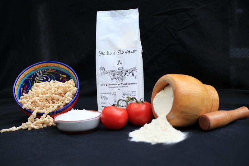 Sicilian Flavour Flour 1 Kg set 2